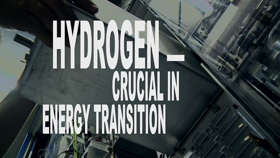 Hydrogen Crucial in Energy Transition