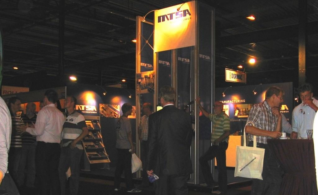 MTSA is back at exhibitions