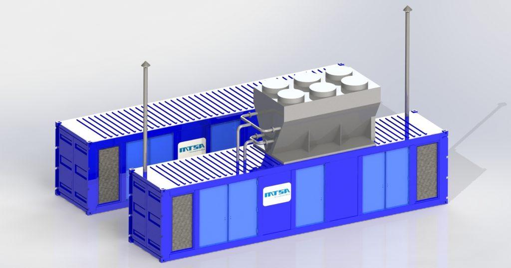 2 MW Electrolyser