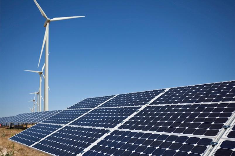 Green power into Hydrogen